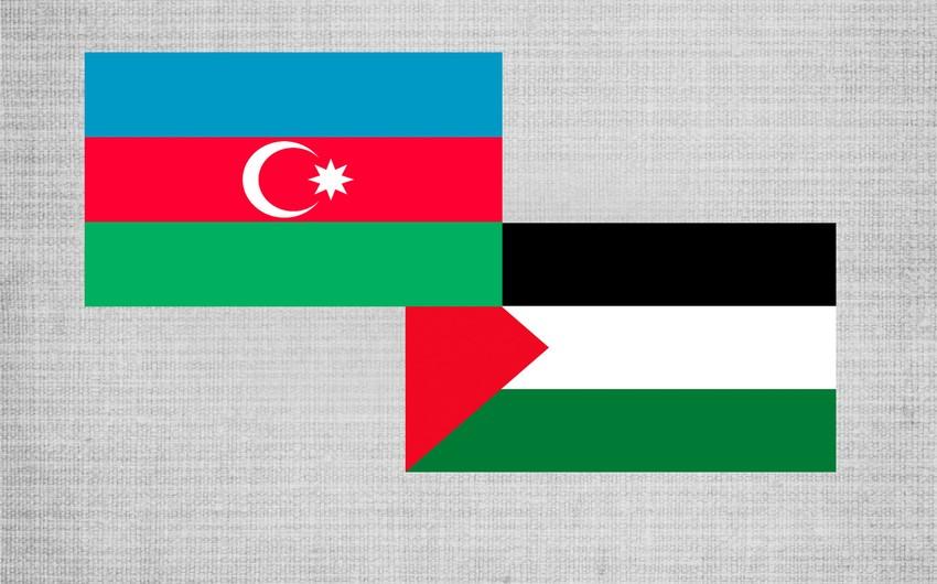 Azərbaycan və Fələstin XİN başçıları arasında məktub mübadiləsi həyata keçirilib