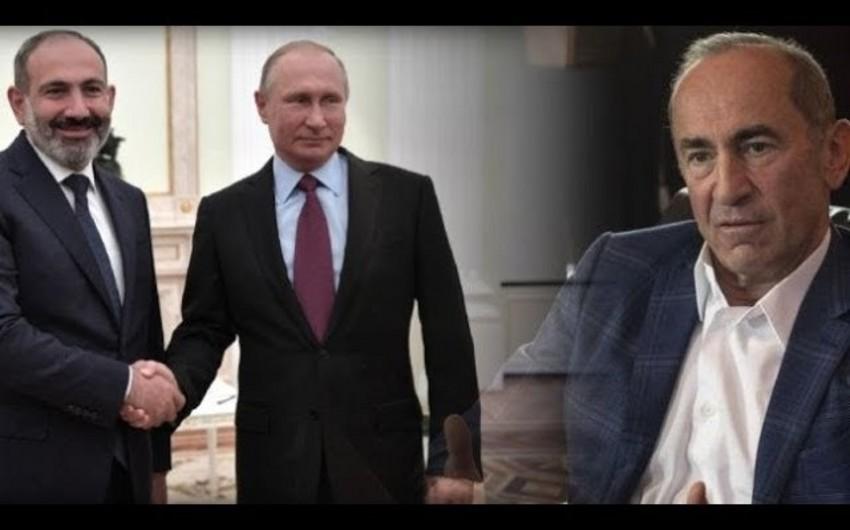 Освобождение Кочаряна: торг уместен или подарок Путину - КОММЕНТАРИЙ