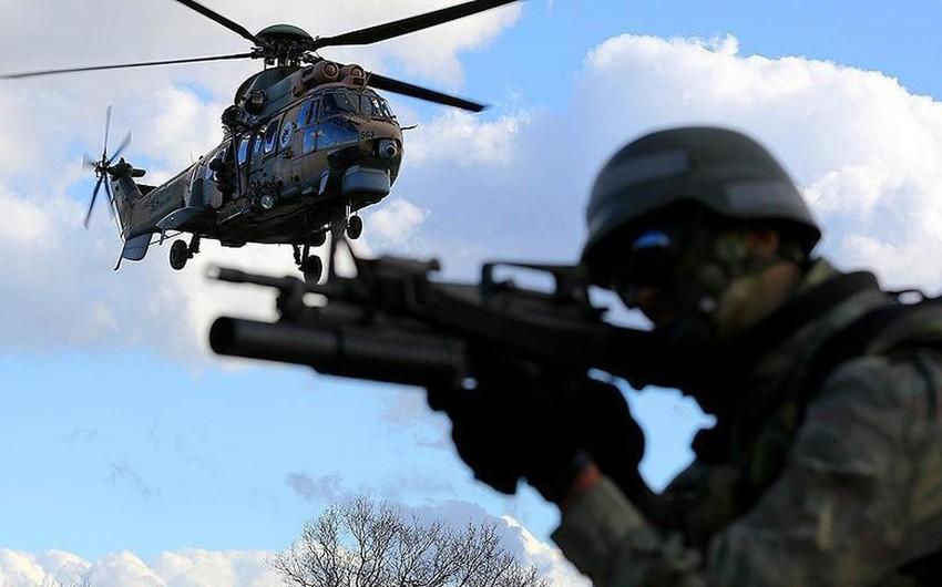 Türkiyədə terrorçu PKK-nın 5 üzvü zərərsizləşdirilib