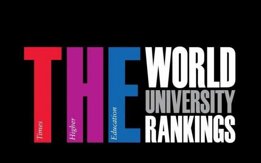 Dünyanın ən yaxşı universitetlərinin reytinq siyahısında Azərbaycan ali məktəbləri yer almayıb