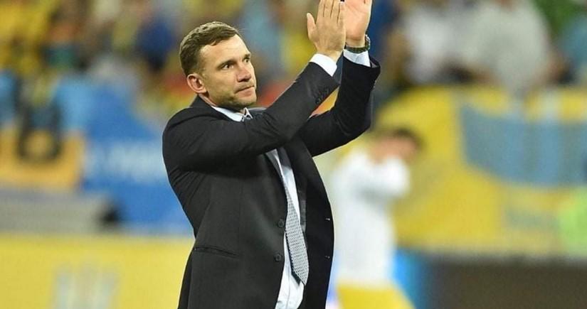 Andrey Şevçenko Ukrayna millisinin baş məşqçisi postunu tərk edir