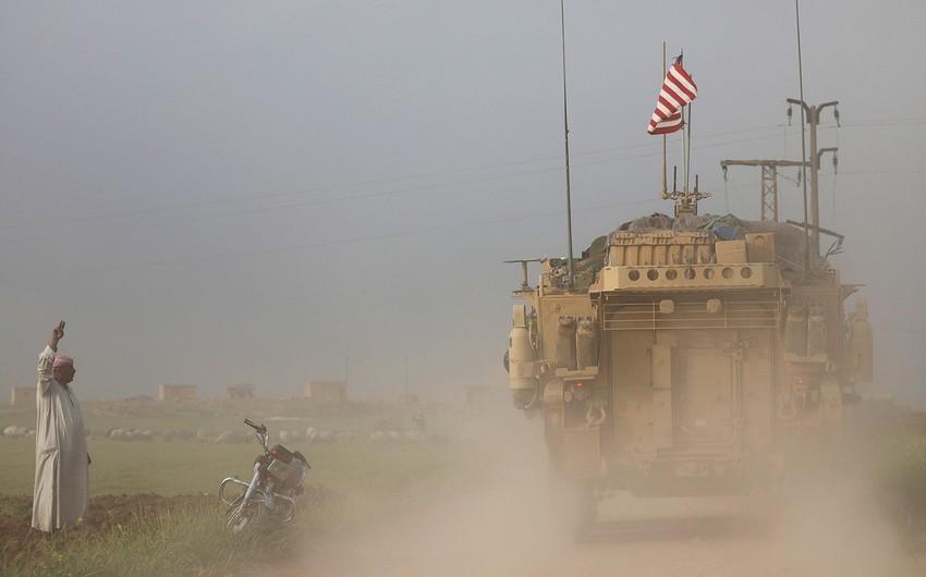 Koalisiya qüvvələri Suriyadan çıxır
