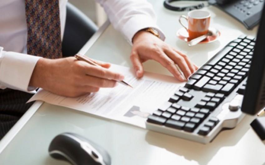Vergi əməkdaşlarının sertifikatlaşdırılması aparılır