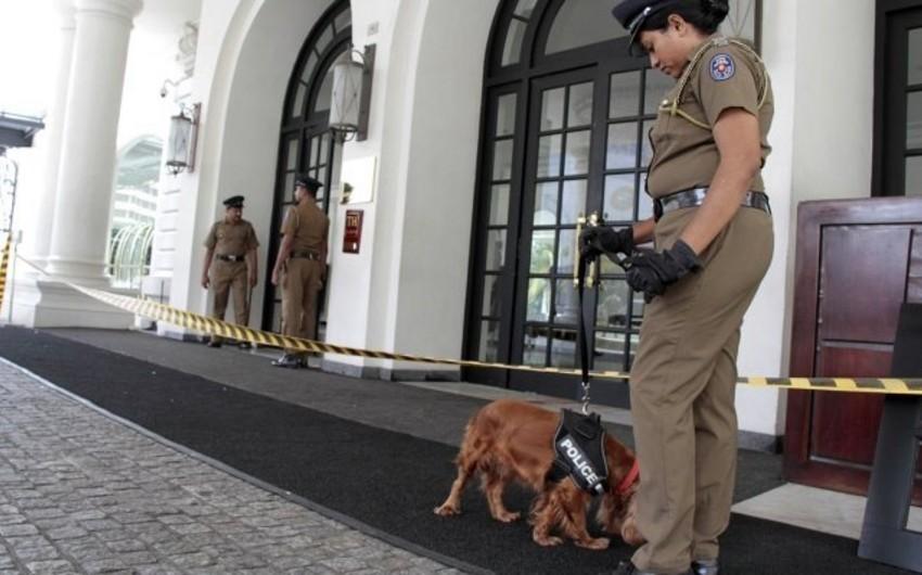 Şri-Lankada terror aktları işi üzrə saxlanılanların sayı 76 nəfərə çatıb
