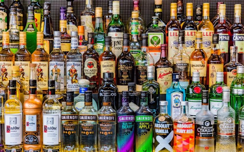Azərbaycan içki ixracını 55% azaldıb