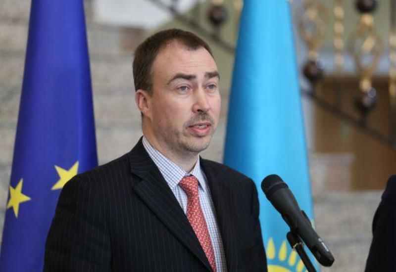 Спецпредставитель ЕС по Южному Кавказу прибыл в Азербайджан