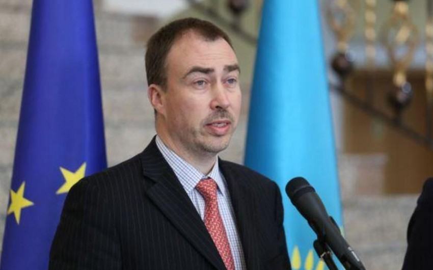 EU Special Representative for South Caucasus arrives in Azerbaijan