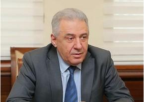 И.о. министра обороны Армении ушел в отставку