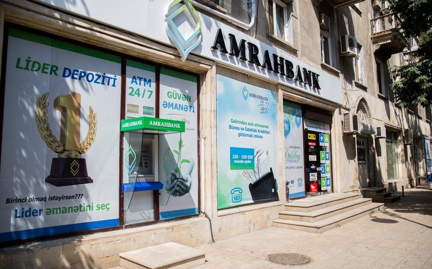 Amrahbankın yeni səhm emissiyası baş tutmayıb - YENİLƏNİB