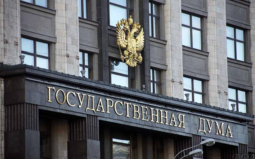 ABŞ jurnalistlərinə Rusiya Dövlət Dumasına giriş qadağan ediləcək