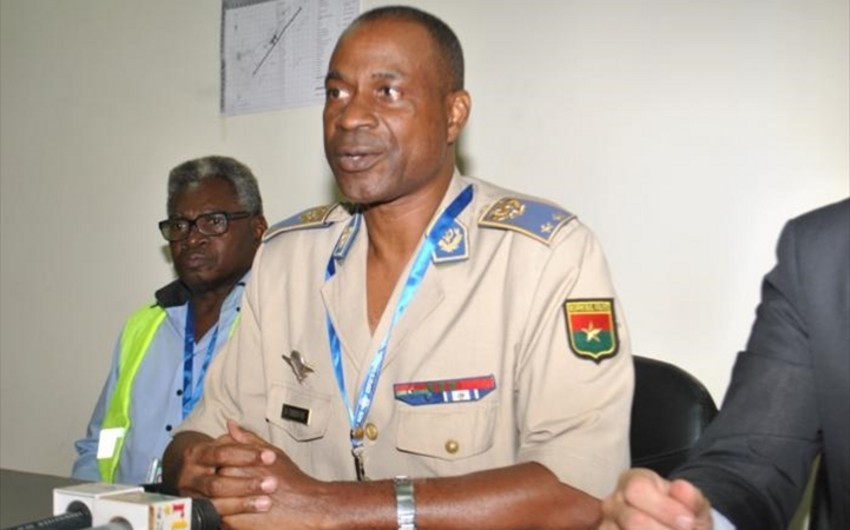 Burkina-Fasoda dövlət çevrilişi edən general xalqdan üzr istəyib