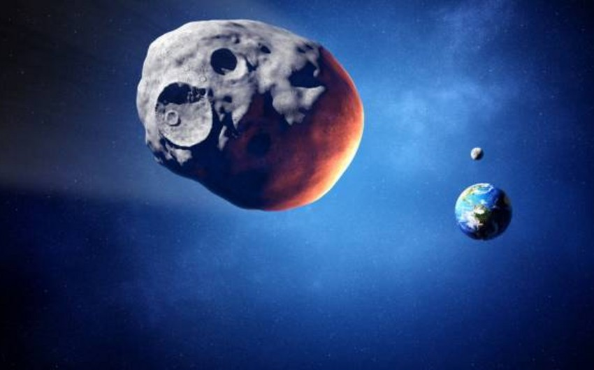 НАСА намерена уничтожить гигантский астероид, летящий на Землю, ядерным оружием