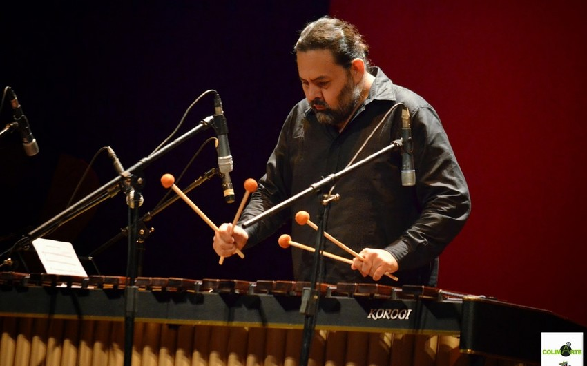 Bakıda tanınmış meksikalı musiqiçinin konserti keçiriləcək