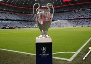 Лига чемпионов: Сегодня определятся два полуфиналиста
