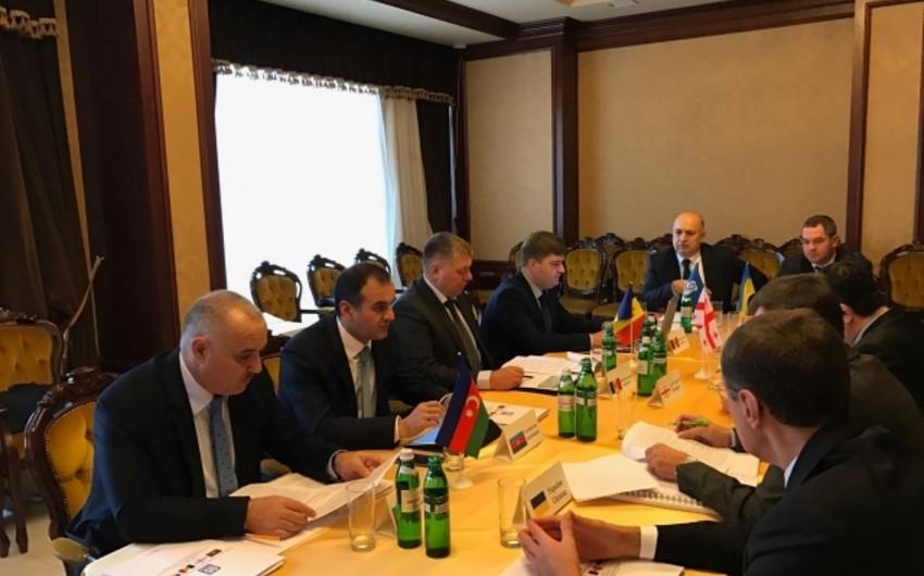 Ukraynada GUAM-ın komitə iclası keçirilib
