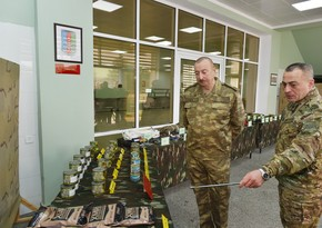 Hikmat Mirzayev awarded lieutenant general rank