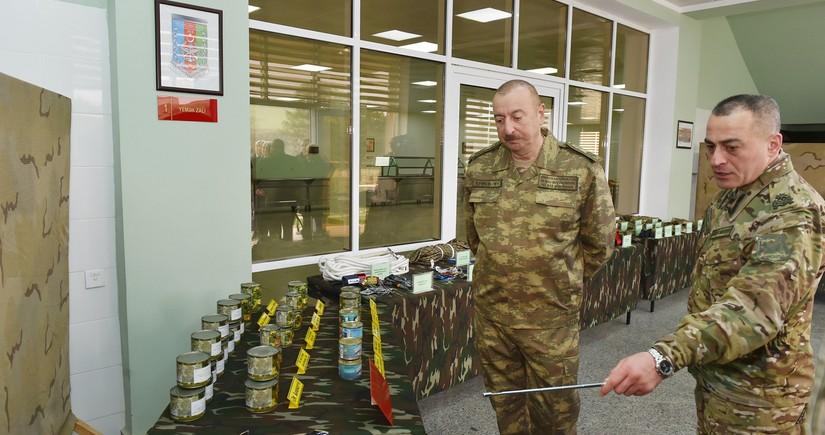 Президент присвоил званиегенерал-лейтенанта Хикмету Мирзоеву