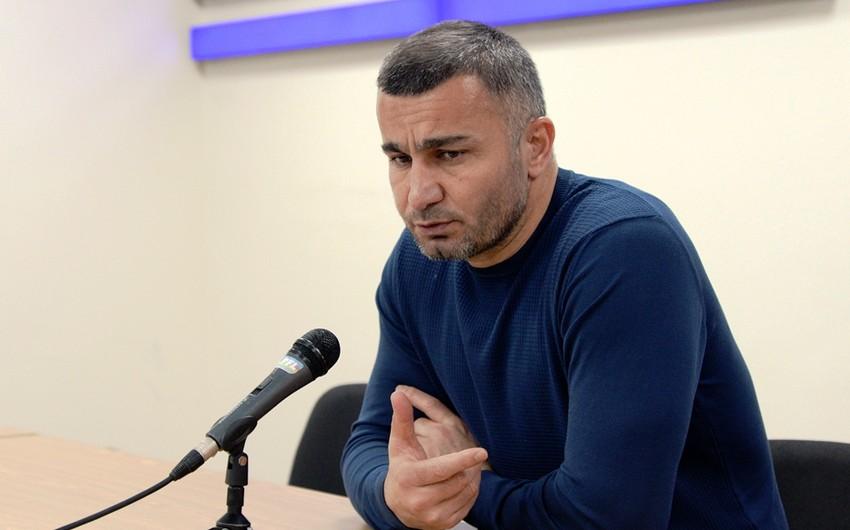 Qurban Qurbanov: Millinin hər oyunda futbolçuların nəticəyə köklənməsinə çalışmalıyıq