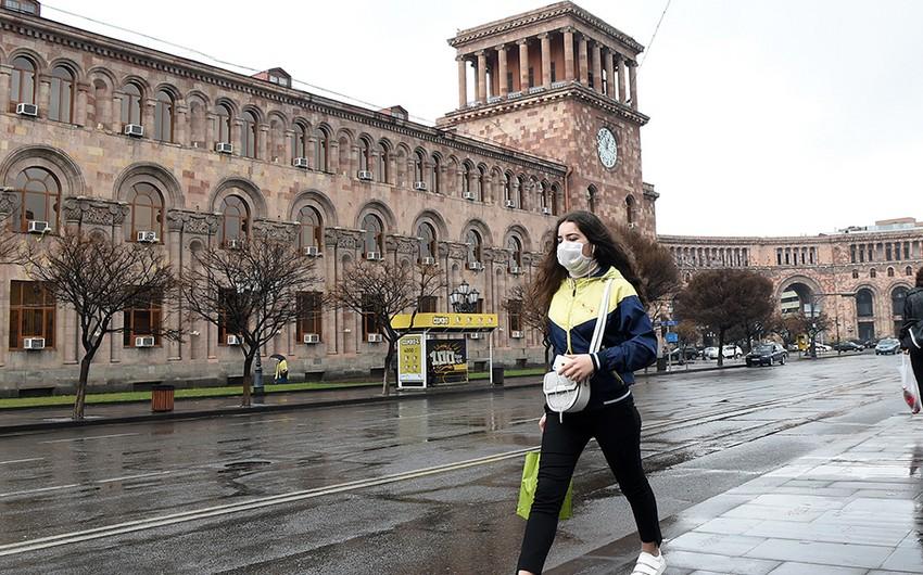 Ermənistanda koronavirusdan ölənlərin sayı 5 131-ə yüksəlib
