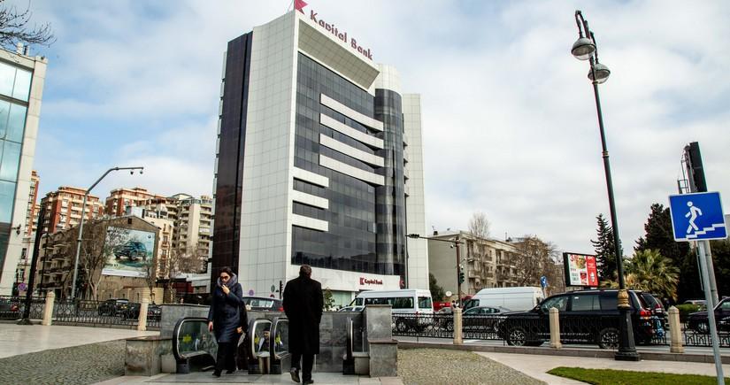 """""""Kapital Bank""""ın xalis mənfəəti 2 dəfədən çox artıb"""