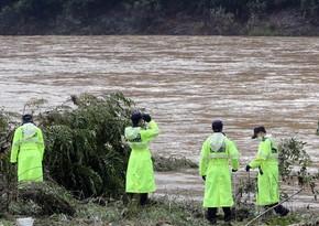 Наводнения повредили более тысячи домов на востоке КНДР