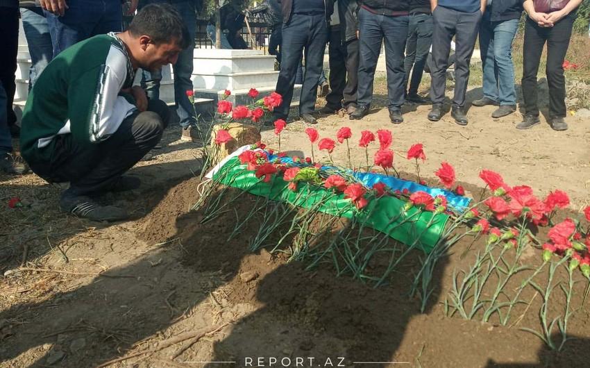 В Барде похоронена погибшая 7-летняя Айсу