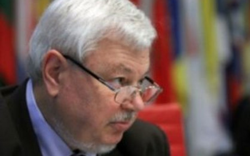 Personal Representative of OSCE Chairman met with Armenian President