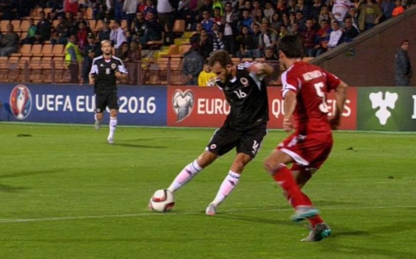 Румыния и Албания вышли на Евро-2016 - ВИДЕО