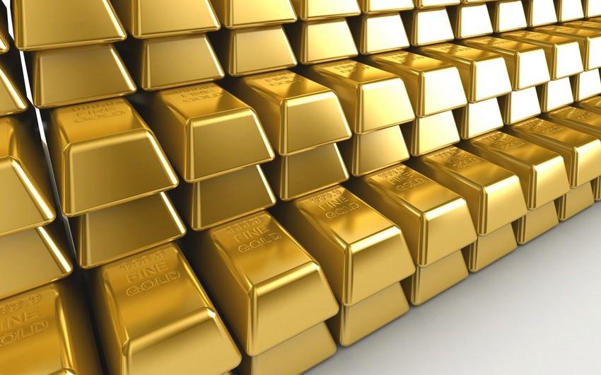 Dövlət Neft Fondunun qızıl külçələrinin dəyəri 25 %-dən çox artıb