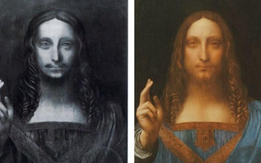 Leonardo da Vinçinin ən bahalı şəkli Abu-Dabidəki Luvr muzeyində nümayiş olunacaq
