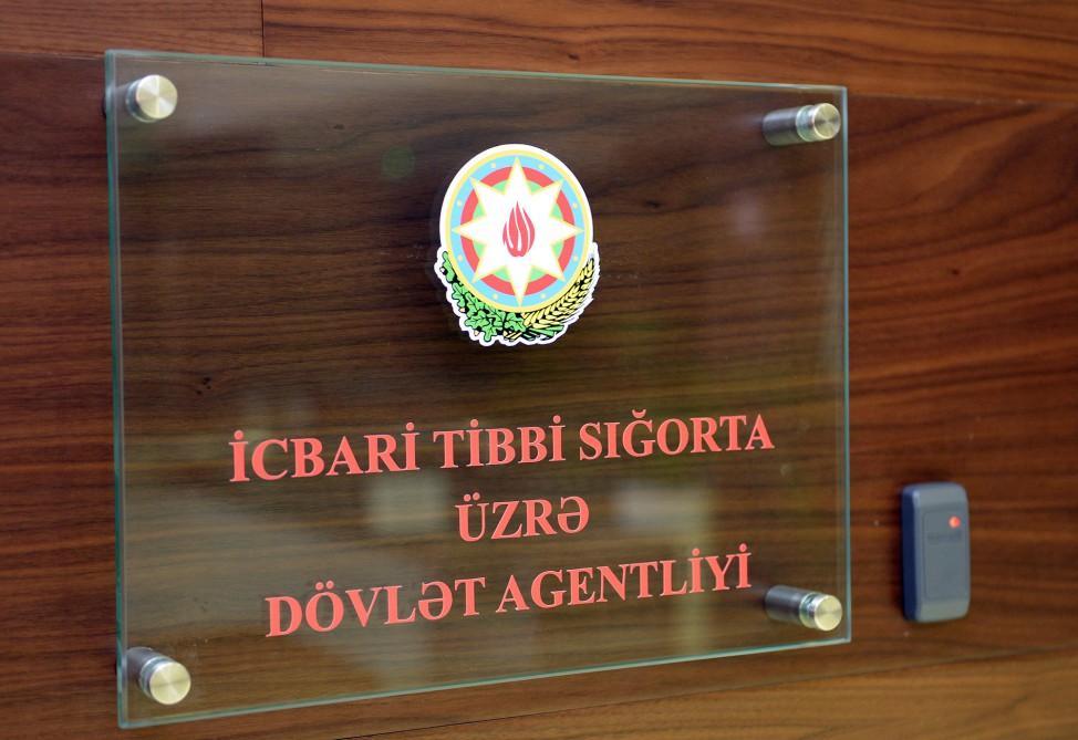 İcbari Tibbi Sığorta üzrə Dövlət Agentliyi Almaniyada görüşlər keçirib