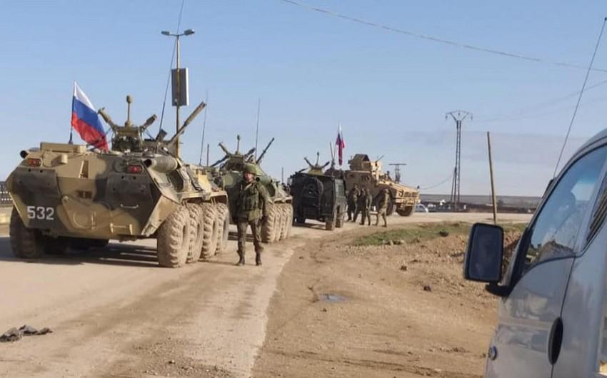 ABŞ və Rusiya hərbçiləri arasında insident baş verib