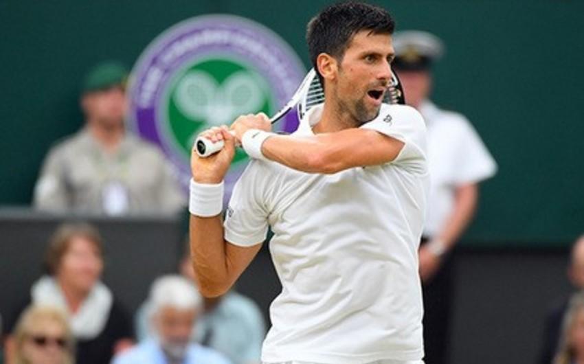 Novak Cokoviç tennis üzrə Böyük Dəbilqə seriyalı Uimbldon turnirin qalibi olub