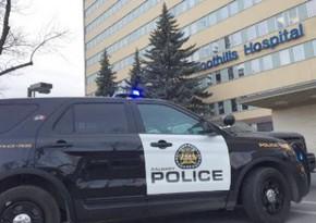 Nine hospitalized after car crash in Montreal