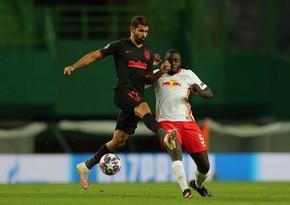 Атлетико проиграл в четвертьфинале Лиги чемпионов