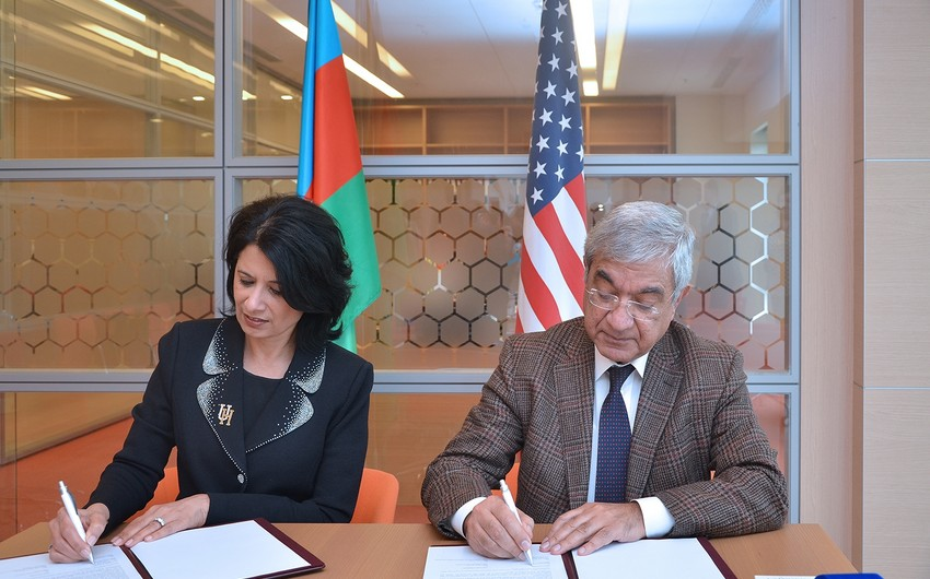 ADA Universiteti və Hyuston Universiteti arasında anlaşma memorandumu imzalanıb