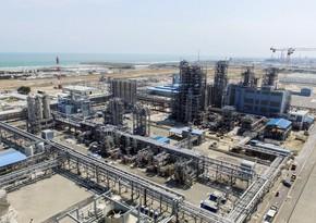 Азербайджан увеличил доходы от экспорта полиэтилена на 76%