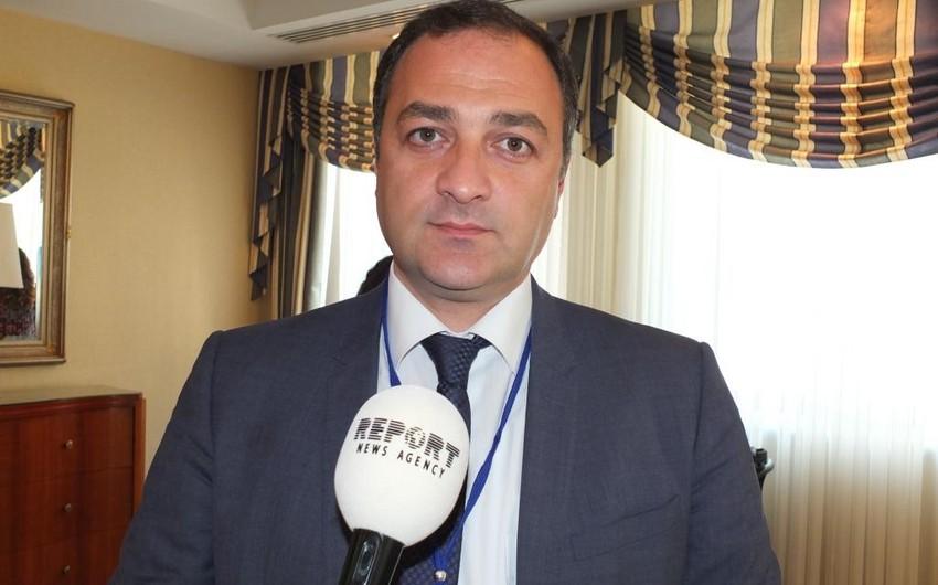 Georqi Areşidze: Gürcüstan Azərbaycana yeni sürət qatarları satmağı planlaşdırır
