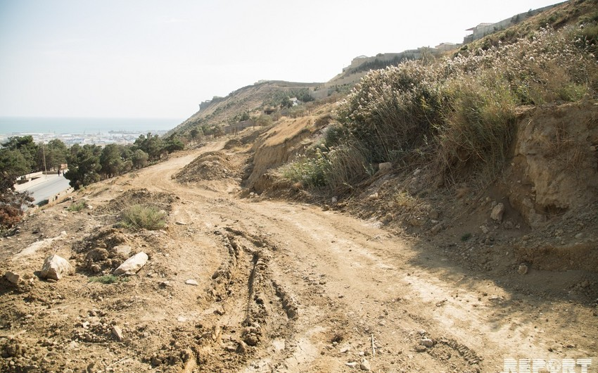 ETSN: Badamdarda sürüşmə zonasında ara-sıra uçqunlar müşahidə edilir - YENİLƏNİB-3