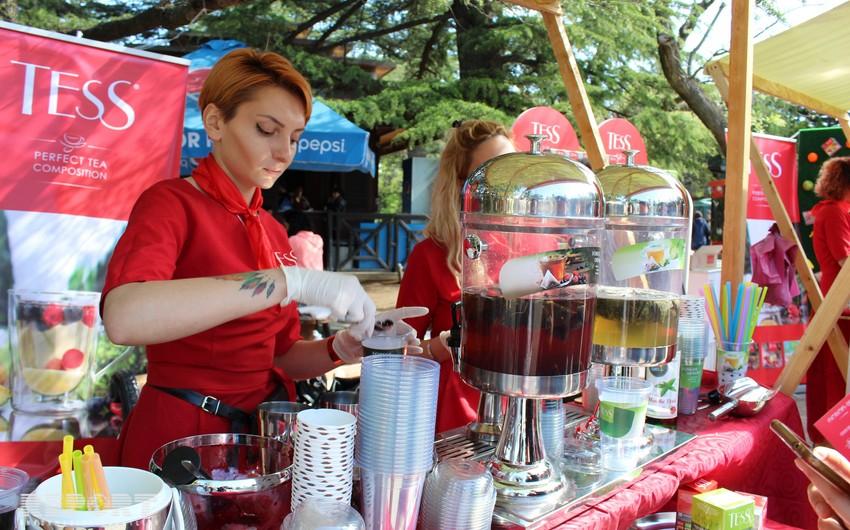 В Тбилиси организован чайный фестиваль