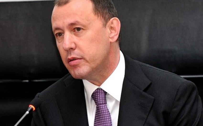 Cahangir Hacıyev Ali Məhkəməyə müraciət edib