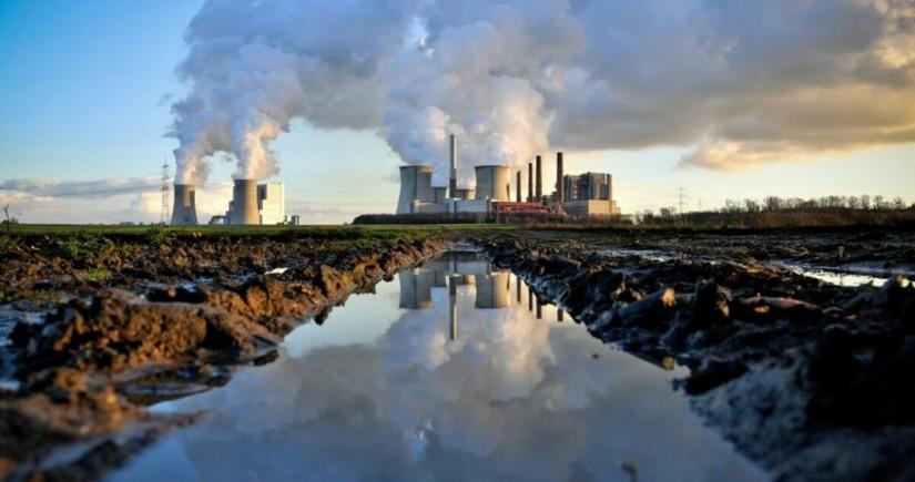 EIA: Karbon qazı tullantıları rekord həddə azalıb