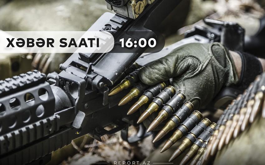"""""""Xəbər Saatı"""": Tərtər sakininin evi gülləbaran edildi"""