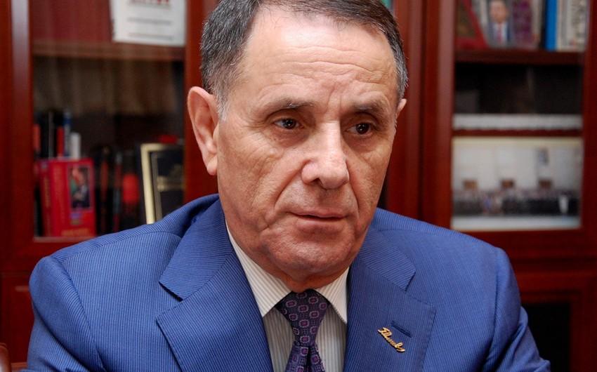 Novruz Məmmədov Dövlət Neft Fondunun Müşahidə Şurasının sədri seçilib