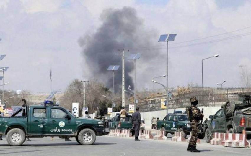 ABŞ-ın Suriyadakı təşkilatının binası qarşısında partlayış olub, 4 nəfər ölüb, 10 nəfər yaralanıb