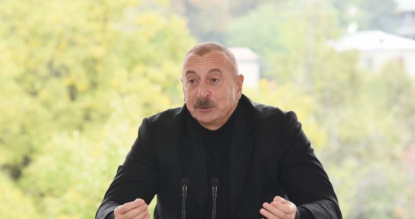Президент Ильхам Алиев: Поправки, связанные с национальными праздниками, полностью соответствуют историческим реалиям и исторической справедливости