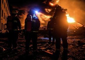 В Индии при пожаре на химзаводе погибли 14 человек