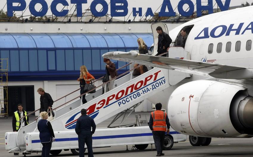 Rostov-Bakı aviareysləri yeni vaxt rejimində həyata keçiriləcək