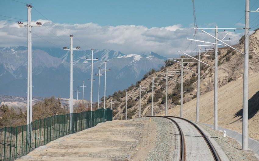 Состоялось открытие Габалинского железнодорожного вокзала и однолинейной ж/д станция Ляки-Габала