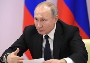 Putin: Bizim üçün Ermənistan da, Azərbaycan da eyni səviyyəli tərəfdaşdır